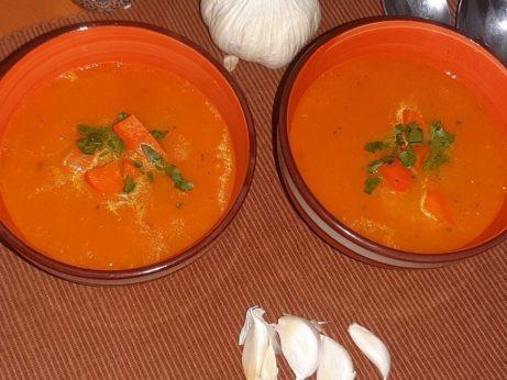 mrkvova polievka