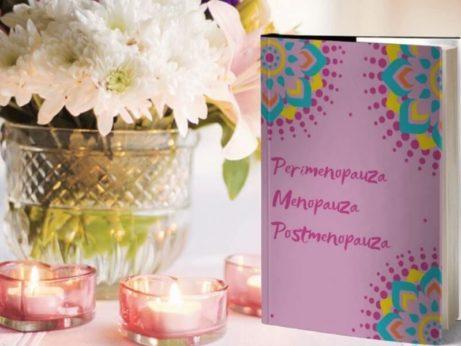 kniha o perimenopauze, menopauza a postmenopauza