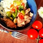 morcacie maso s paradajkami a paprikou