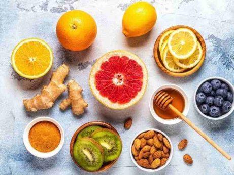 ovocie na zlepsenie imunity