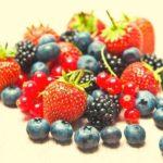 bobulovite ovocie