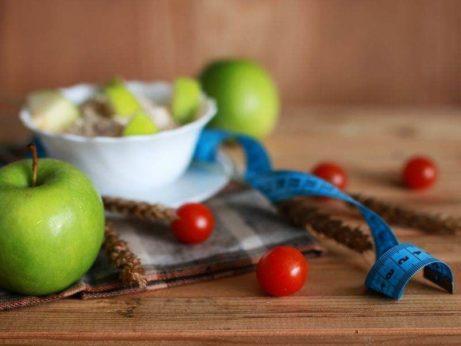 chudnutie a jablka