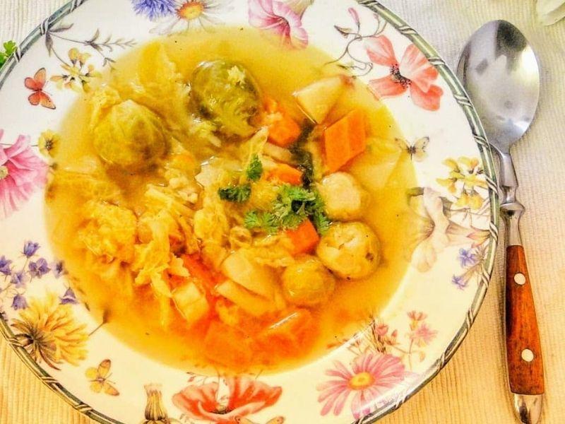 polievka z ruzickoveho kelu