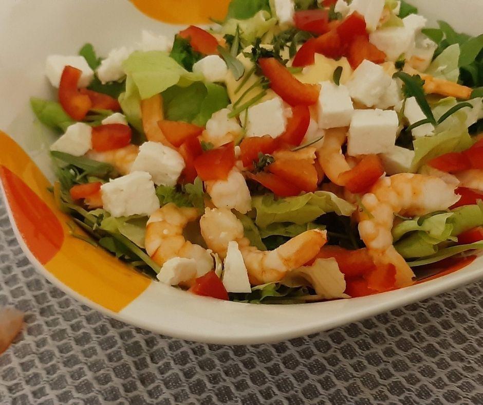 krevetovy salat
