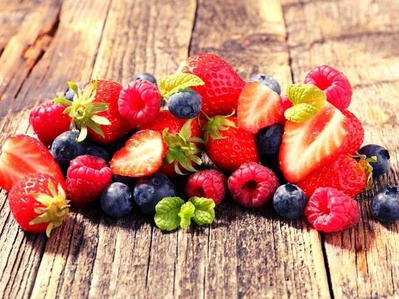 bobulove ovocie