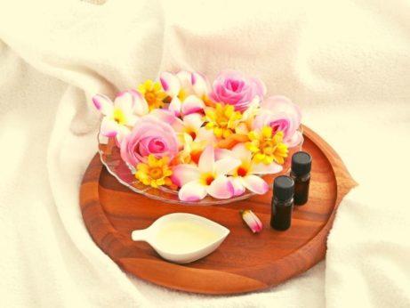 kvety a esencialne oleje