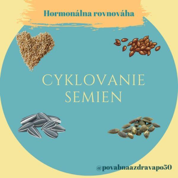 cyklovanie semien ahormonalna rovnovaha