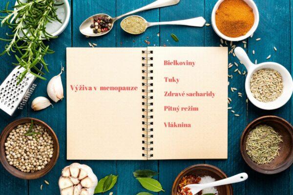 Výživa vmenopauze